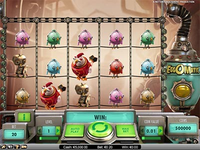 slot machine EggOmatic