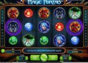 Magic Portals slot machine con bonus gratis
