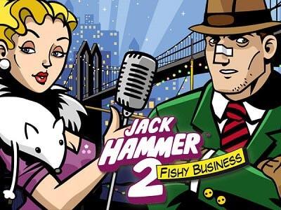 jack hammer slot machine