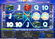 slot machine Lucky Angler