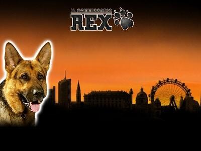 slot machine Commissario Rex