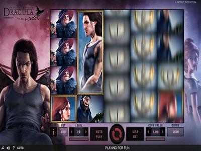 slot machine dracula