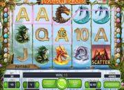 slot machine dragon island