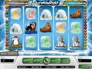 Icy Wonders slot machine