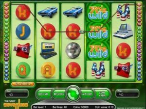 The Funky Seventies slot machine gratis con bonus