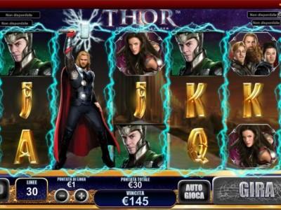 slot machine Thor