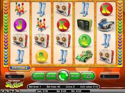 Groovy Sixties slot machine