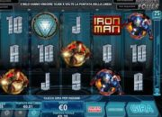 Iron Man 3 slot machine