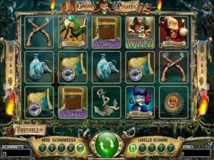 slot machine Ghost Pirates