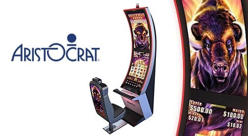 Aristocrat slot machine