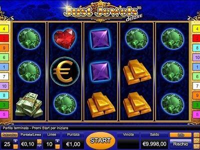 just jewels slot machine con bonus gratis