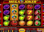 Mega Joker slot machine gratis con bonus
