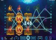 Sparks slot machine con bonus gratis