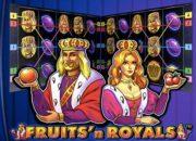 Fruits' n Royals slot machine