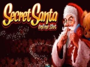 Secret Santa slot machine