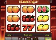 Always Hot Deluxe slot machine