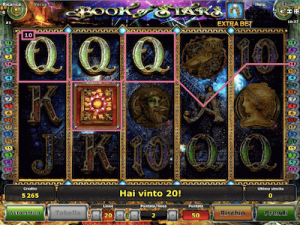 Book of Stars slot machine