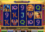 Cleopatra's Choice slot machine