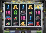 Winner's Car Wash slot machine