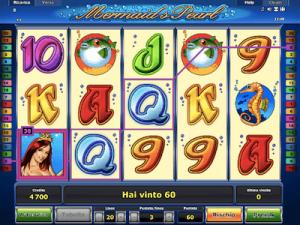 Mermaids Pearl slot machine
