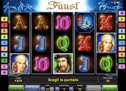 Faust slot machine