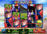 Football Carnival slot machine