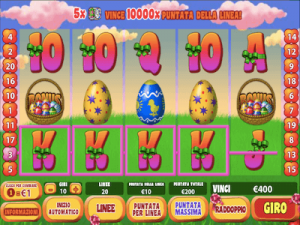 Easter Surprise slot machine