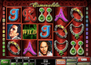 Esmeralda slot machine