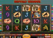 Buffalo Thunder slot machine
