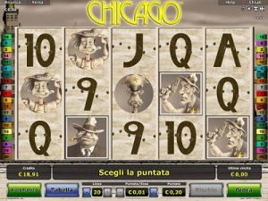 Chicago slot machine