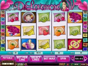 Dr. Lovemore slot machine