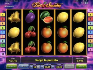 Fruit Sensation slot machine