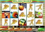 Golden Games slot machine