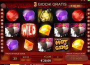 Hot Gems slot machine