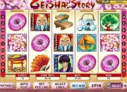 Geisha Story slot machine