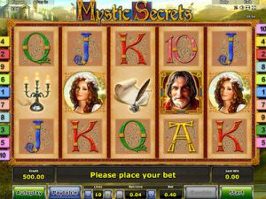 Mystic Secrets slot machine