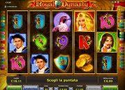 royal dynasty slot machine online