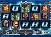 sThe Avengers slot machine