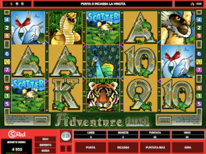 Adventure Palace slot machine