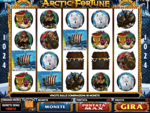 Arctic Fortune slot machine
