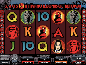 Hellboy slot machine