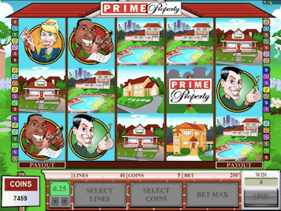 Prime Property slot machine
