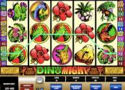 Dino Might slot machine