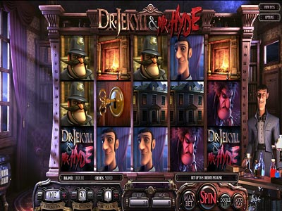 dr jekill & mr hyde slot machine con bonus