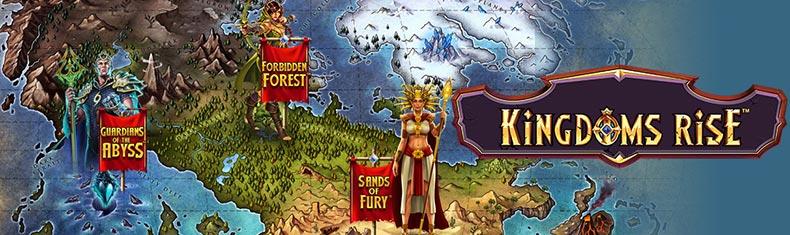 Spiele Kingdoms Rise: Forbidden Forest - Video Slots Online