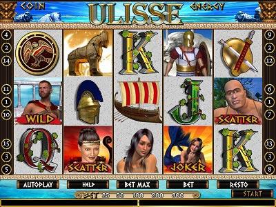Slot Machine Gratis Ulisse